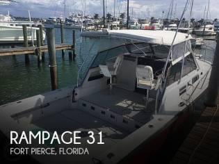 Rampage 31 Sport Fisherman