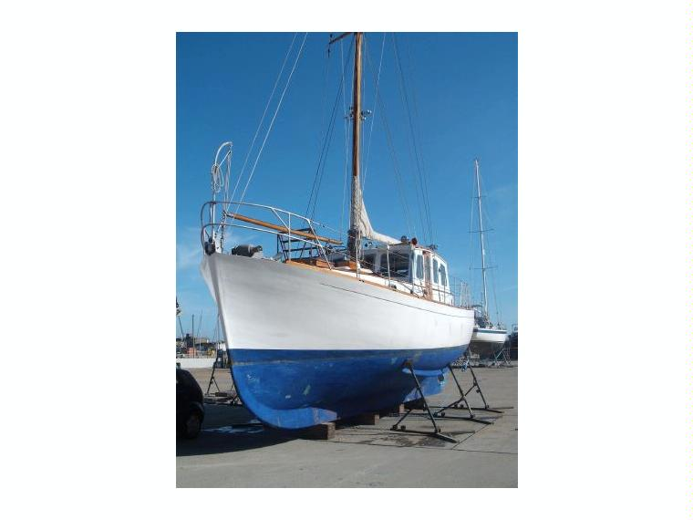 G l watson spey class motor sailer in united kingdom for Motor sailer boat plans