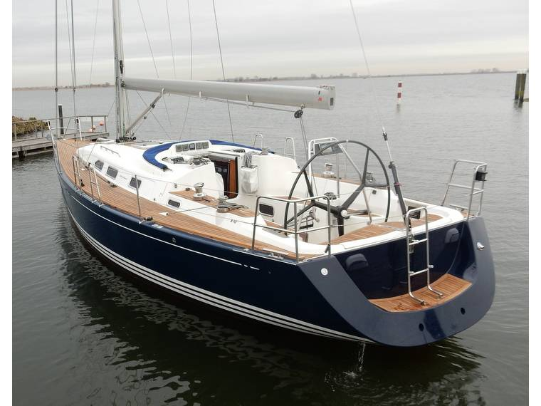 x yachts 40 in zuid racers used 53705