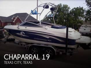Chaparral 204 SSI