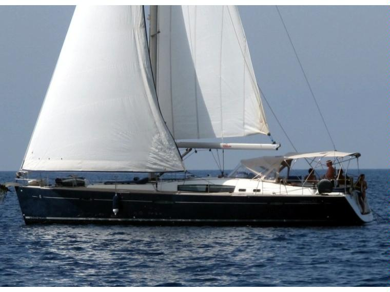 2012 Beneteau Oceanis 50 - Tests, news, photos, videos and ...