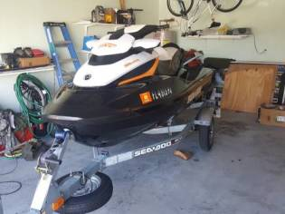 2012 Sea Doo RXT 260 SUPERCHARGED