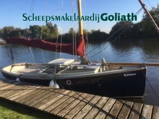 Cornish Shrimper 443