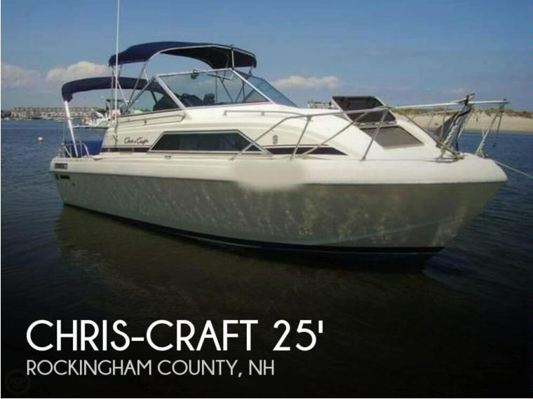 Chris-Craft 253 Catalina in Florida | Power boats used 59853