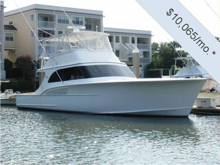 Hunley Sullivan 58 Sportfish Convertible In Florida