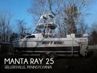 Manta Ray 25