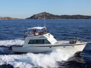 Hatteras 52 Motor Yacht