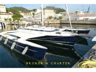Dragonfly 35 Touring in New South Wales | Trimarans used