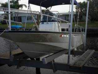 Boston Whaler 170 Montauk in Florida | Open boats used 51101