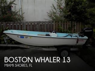 Boston Whaler Sport 13