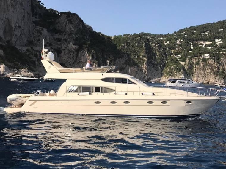 Dalla Pietà Yacht  56
