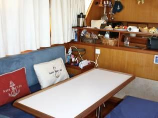 Trawler Tarquin Trader 44`mit viel Platz! (TK)