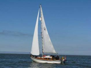 Bossoms Boatyard GB Vertue 830
