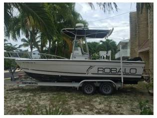 Robalo 2120