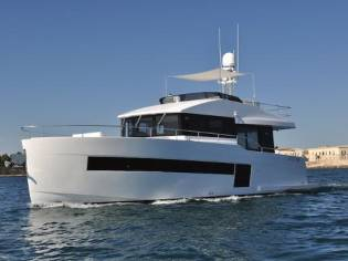 Sundeck Yachts SY 550