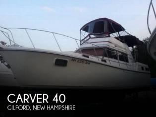 Carver 3607 Aft Cabin