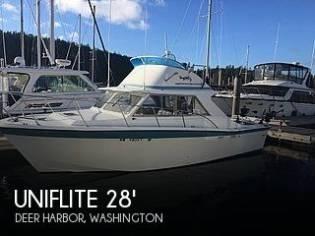Uniflite 28 Sportfish Convertible