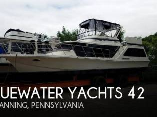 Bluewater Yachts 42 Coastal Cruiser