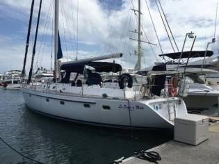 Tayana 55 World Cruiser