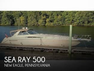 Sea Ray 500 Sundancer