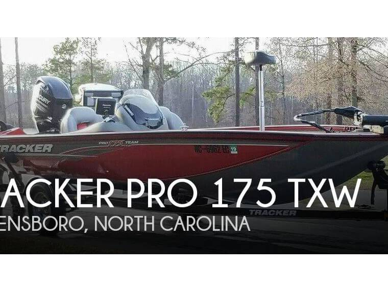 Tracker Pro 175 TXW in Florida | Speedboats used 02495 - iNautia