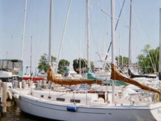 Allied Princess 36 Ketch