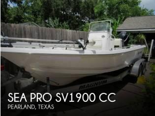 Sea Pro SV1900 CC