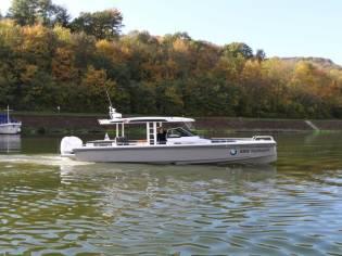 Axopar 37 ST  Ausstellungsboot
