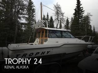 Bayliner 2459 trophy offshore in CN de Altea   Power boats