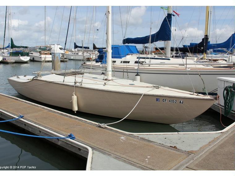 Custom 30 san francisco bird boat in florida sailboats for Motor boat rental san francisco