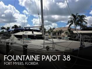 Fountaine Pajot Athena 38