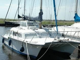 Catalac 9m catamaran