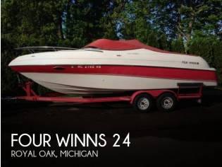 Four Winns Sundowner 245