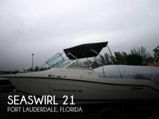 Seaswirl Striper 2101 Dual Console