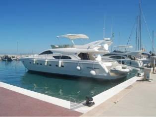 Ferretti Yachts 57'