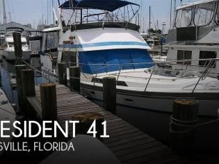 President 41 Double Cabin