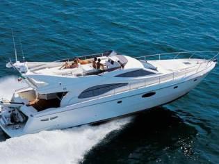 Ferretti Yachts 590