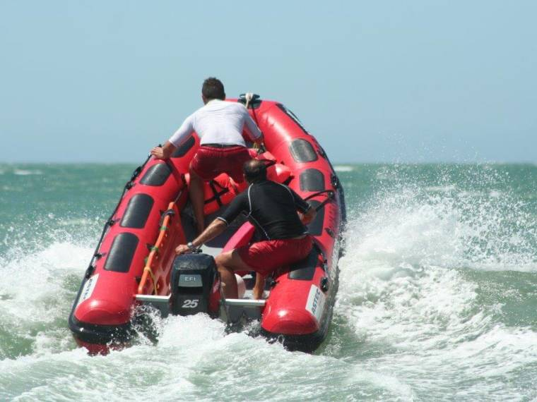 Compact Rigid Inflatable Boat