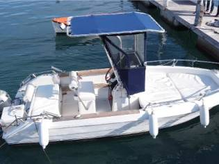 Sessa Marine Key Largo 18