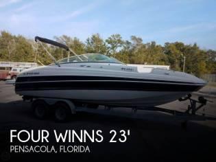Four Winns 234 Funship
