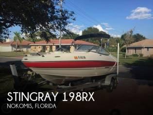 Stingray 198RX