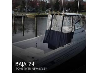 Baha Cruisers 240 Fisherman