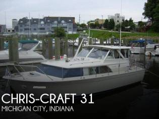 Chris-Craft Commander 31