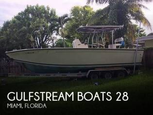 Gulfstream Boats Open Fish 281