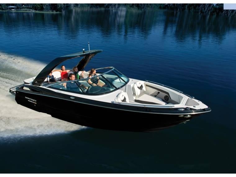 monterey 278 super sport new for sale 66495 new boats. Black Bedroom Furniture Sets. Home Design Ideas