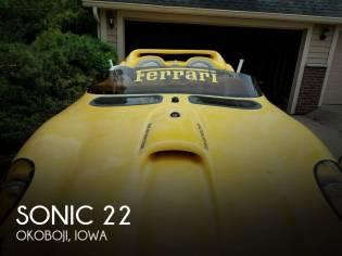 Sonic Ferrari H2O