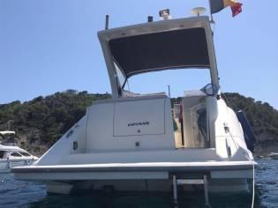 Coverline- Seacode Cabin 28