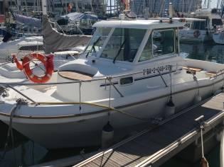 Beneteau Antares 6.20 Fishing