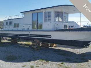 Custom Built 50 Foot Houseboat