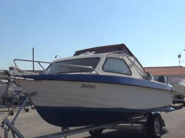 hot sale available most popular Barco (lancha) Riamar 5.20m cabinado in Aveiro | Speedboats ...